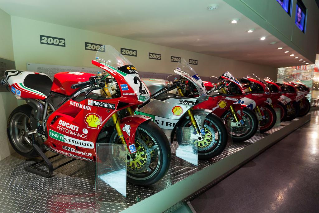 Museo Ducati - Borgo Panigale (Bologna)