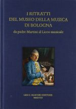 """Libro """"I ritratti del museo della musica di Bologna"""""""