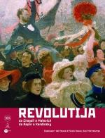 Catalogo della mostra Revolutija