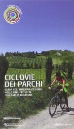 "Guida ""Ciclovie dei parchi"""