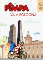 "Libro ""Pimpa va a Bologna"""