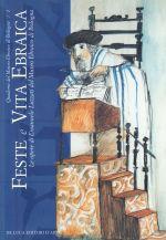"""Libro """"Feste e vita ebraica"""""""