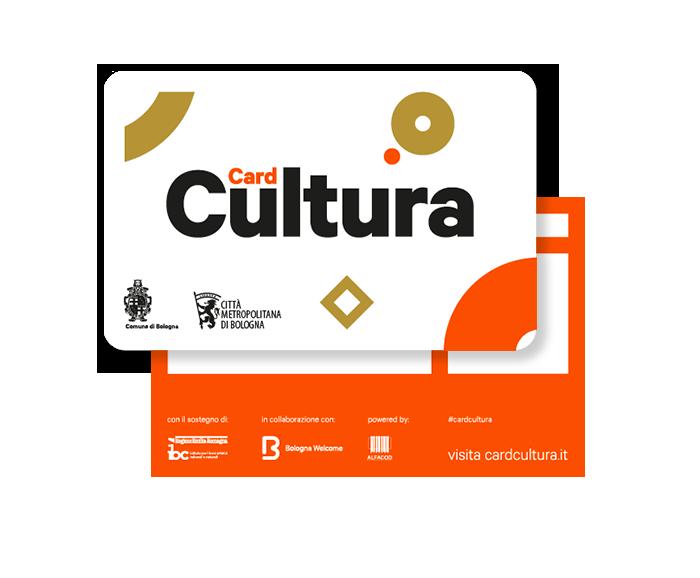 Card Cultura Bologna
