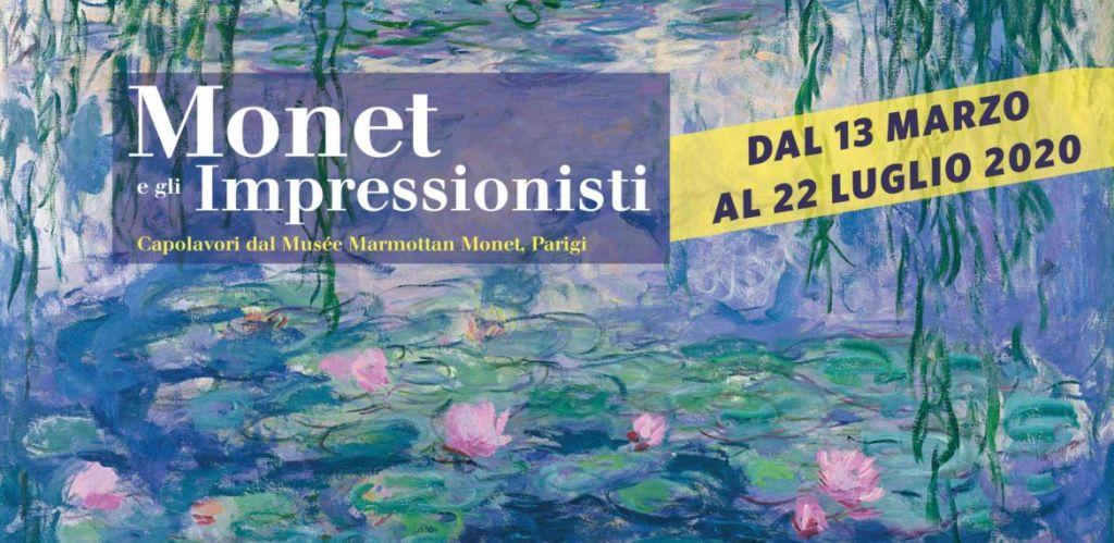 """Mostra """"Monet e gli impressionisiti"""" - Palazzo Albergati, Bologna"""